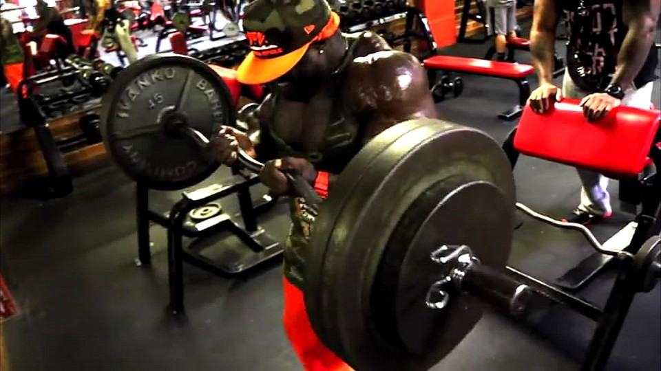 "Kali Muscle Motivation – ""The Rise Of Kali Muscle"" ( Ultimate  Fitness Motivation )"