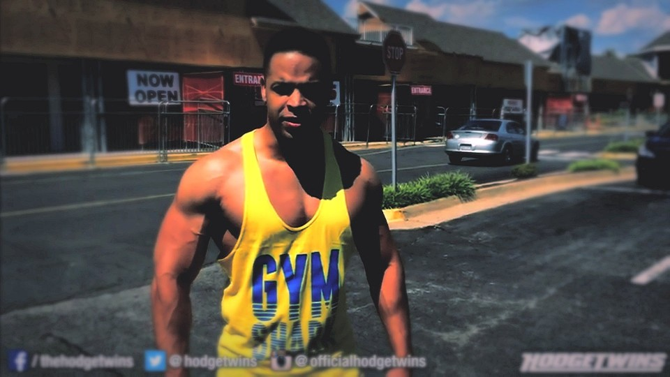 """The Hodgetwins Motivation – """"Making All Kind Of Gains"""" 2015"""