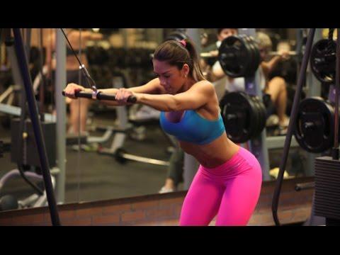 "Female Fitness Motivation – ""Pump It Up"" 2015"