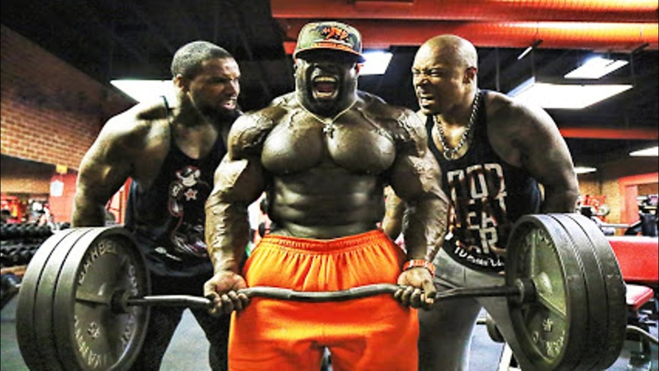 """The Rise"" – Kali Muscle Motivation"
