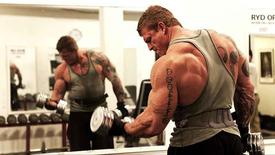 "Bodybuilding Motivation – ""The Iron"" 2015"