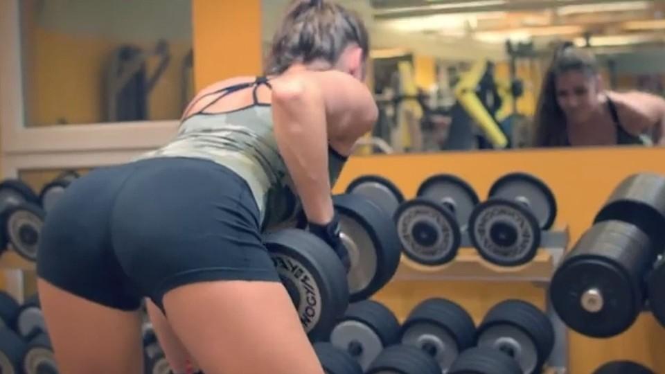 """Female Fitness Motivation – """"Be Amazed"""" 2015"""