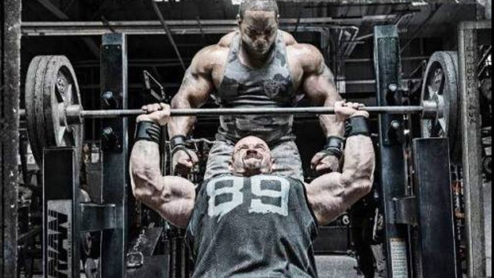 "Bodybuilding Motivation – ""Battleground"" 2015"
