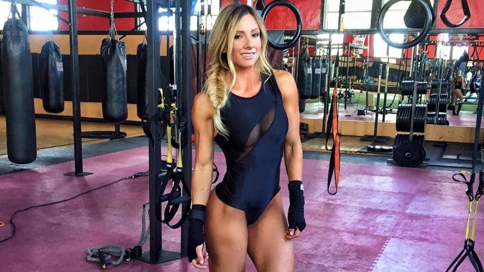 "Female Fitness Motivation – ""Aesthetic Ladies"" 2015"