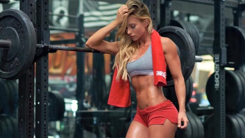 "The Ultimate Female Fitness Motivation – ""Beautiful Stars"" 2015"