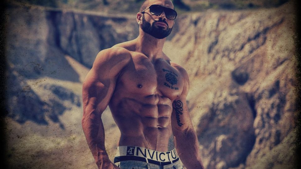 "LAZAR ANGELOV Motivation – ""You Vs You"""