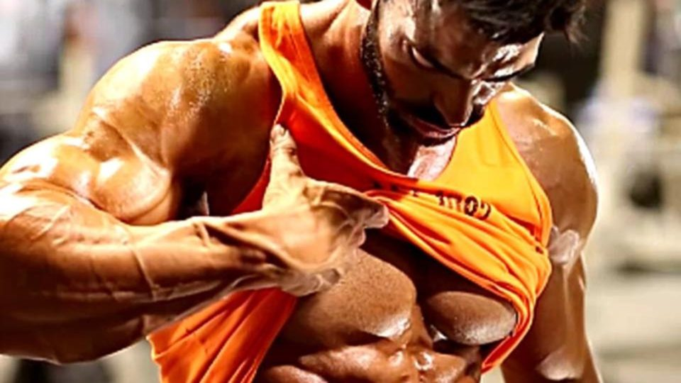 "Aesthetic Bodybuilding Motivation – ""Train Harder"" 2016"