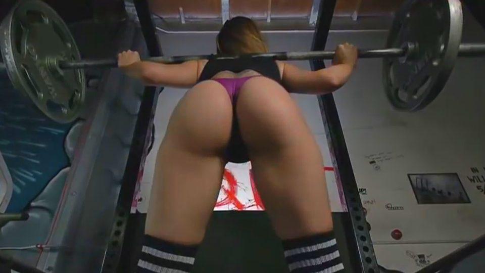 "Female Fitness Motivation – ""Squat That Booty"" 2016"