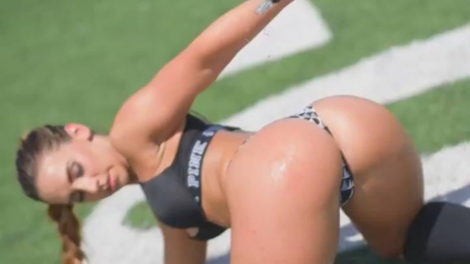 """Female Fitness Motivation – """"Amazing Sexy Training"""" 2016"""